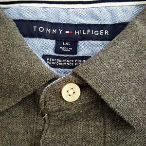 Tommy Hilfiger Shirts - Tommy Hilfiger Performance Pique Polo Shirt